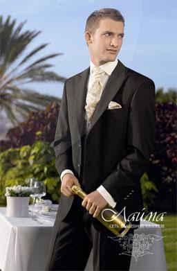 коричневые мужские костюмы фото.